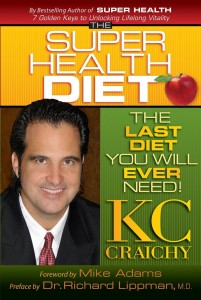 Get a free chapter of the Super Health Diet book